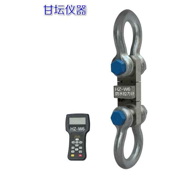 电子数显拉力表HZ-W6-100T 能水下使用
