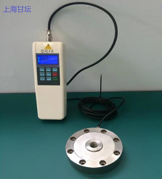 数显1t2吨拉力表_重型机械用50t力值报警测力计